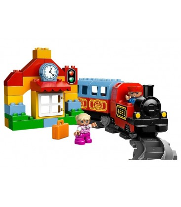 LEGO® Primul meu set de trenuri [10507]
