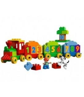 LEGO® Trenul cu numere [10558]