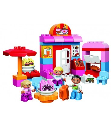 LEGO® Cafenea LEGO DUPLO [10587]