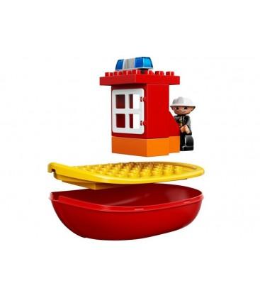 LEGO® Salupa de stins incendii LEGO DUPLO [10591]