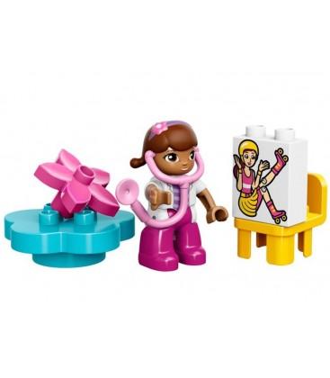 LEGO® Ambulanta doctoritei Plusica LEGO DUPLO [10605]