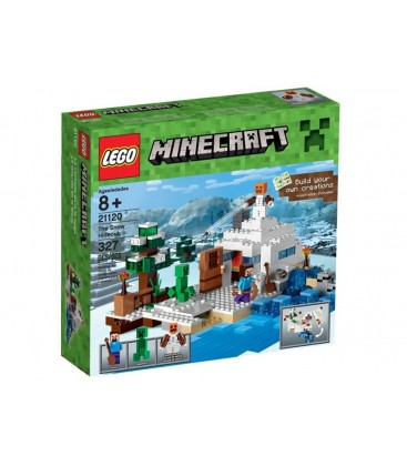 LEGO® Ascunzisul din zapada [21120]