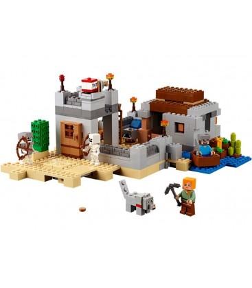LEGO® Avanpostul din desert [21121]
