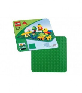 LEGO® Placa verde LEGO DUPLO