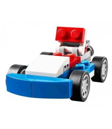 LEGO® Masina albastra de curse [31027]