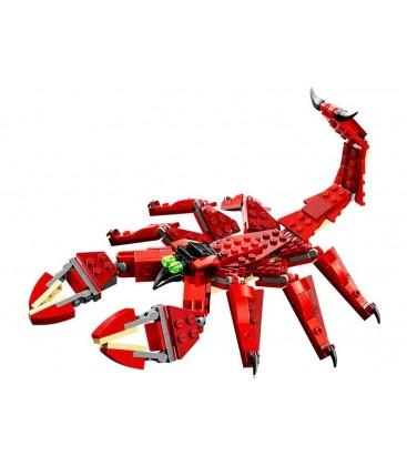LEGO® Creaturi rosii [31032]