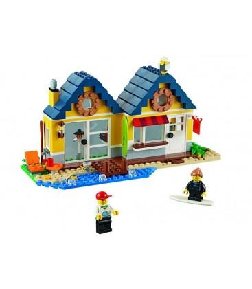 LEGO® Casuta de plaja [31035]