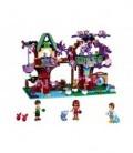 LEGO® Ascunzisul din copac al elfilor [41075]