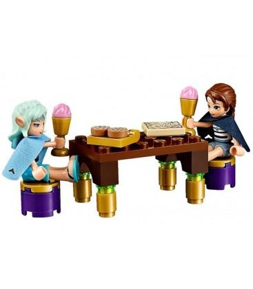 LEGO® Castelul misterios din cer al Skyrei [41078]