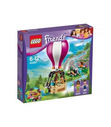 LEGO® Balonul cu aer cald din Heartlake [41097]