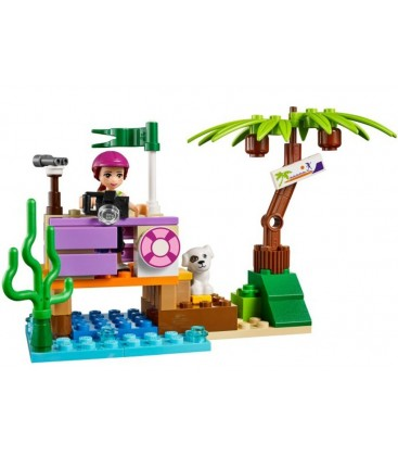 LEGO® Parcul pentru skateboarding din Heartlake [41099]