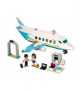 LEGO® Avionul particular din Heartlake [41100]
