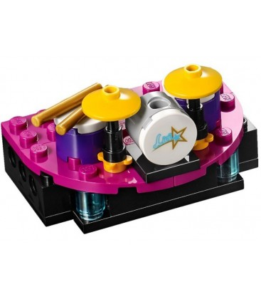 LEGO® Scena de spectacol a vedetei pop [41105]