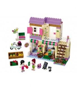 LEGO® Piata de alimente din Heartlake [41108]