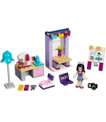 LEGO® Atelierul de creatie al Emmei [41115]