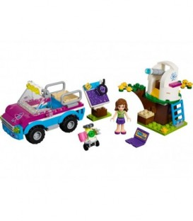 LEGO® Masina de explorari a Oliviei [41116]