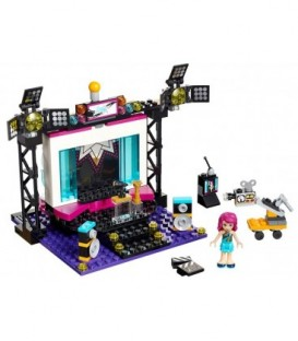 LEGO® Studioul TV al vedetei pop [41117]