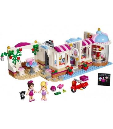 LEGO® Cafeneaua cu briose din Heartlake [41119]