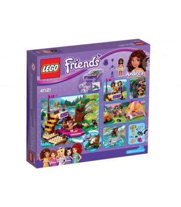 LEGO® Tabara de aventuri: Rafting [41121]