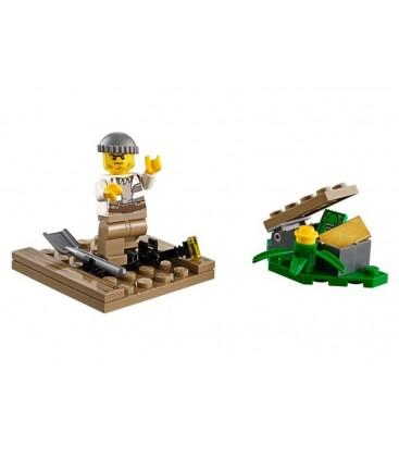LEGO® Urmarire cu elicopterul [60067]