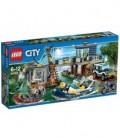 LEGO® Post de politie de mlastina [60069]