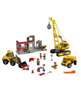 LEGO® Santier de demolari [60076]