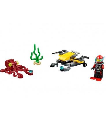 LEGO® Scuter de scafandru [60090]