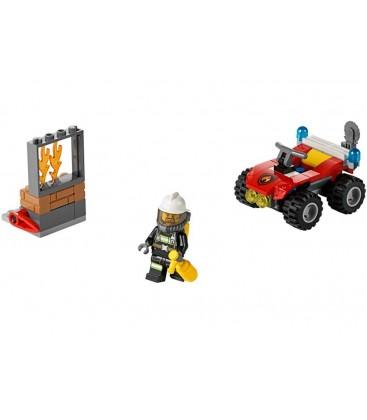 LEGO® ATV de pompieri [60105]