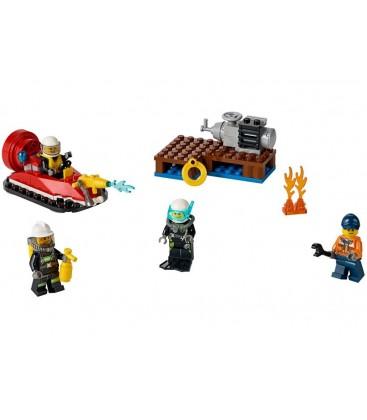 LEGO® Set de pompieri pentru incepatori [60106]