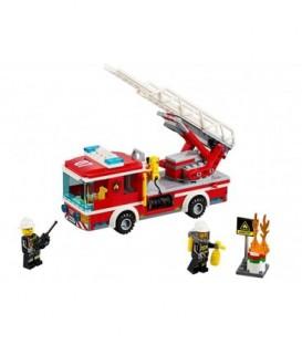 LEGO® Camion de pompieri cu scara [60107]