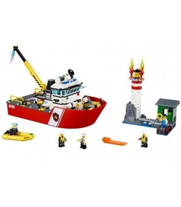 LEGO® Salupa de stins incendii [60109]