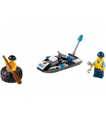 LEGO® Evadare cu anvelopa [60126]