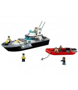 LEGO® Nava de patrulare a politiei [60129]