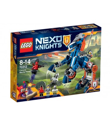 LEGO® Calul Mecha a lui Lance [70312]