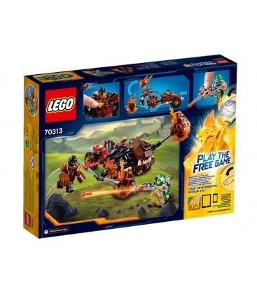 LEGO® Zdrobitorul de lava al lui Moltor [70313]