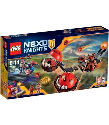LEGO® Carul Haosului al lui Beast Master [70314]