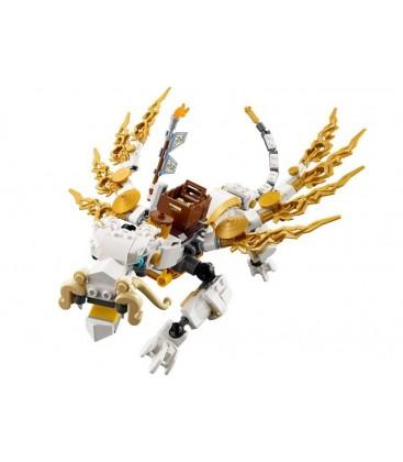 LEGO® Dragonul maestrului Wu [70734]