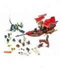 LEGO® Ultimul zbor al navei Destiny's Bounty [70738]