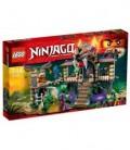 LEGO® Intrarea in Templul serpilor [70749]