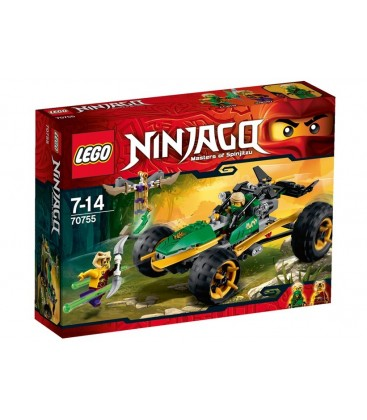 LEGO® Vehicul pentru jungla [70755]