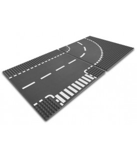 LEGO® Curba si intersectie [7281]