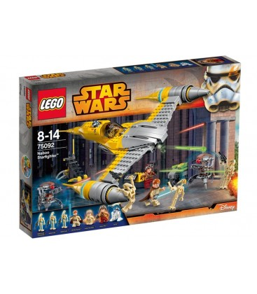 LEGO® Naboo Starfighter [75092]