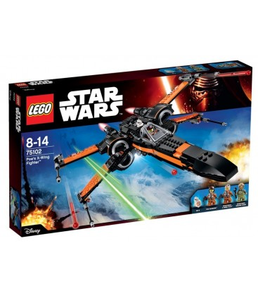 LEGO® Poe's X-Wing Fighter [75102]