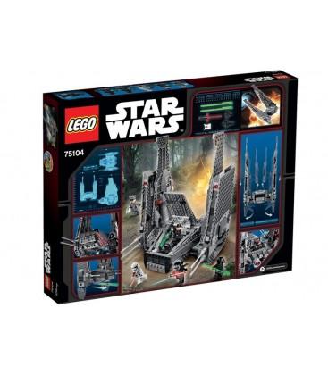LEGO® Kylo Ren's Command Shuttle [75104]