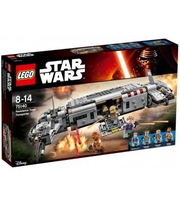 LEGO® Resistance Troop Transporter [75140]