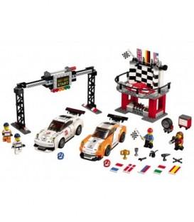 LEGO® Porsche 911 GT la linia de finis [75912]