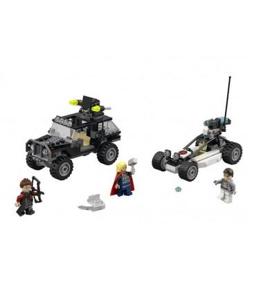 LEGO® Confruntarea dintre Razbunatori si Hydra [76030]