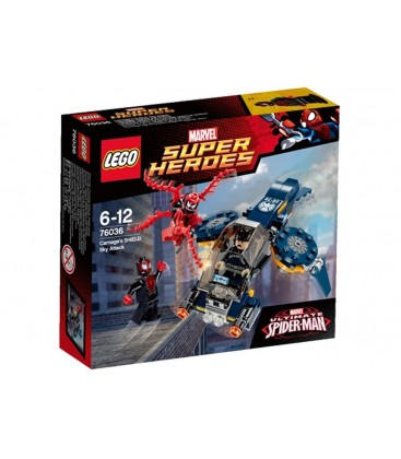 LEGO® Atacul aerian a lui Carnage [76036]