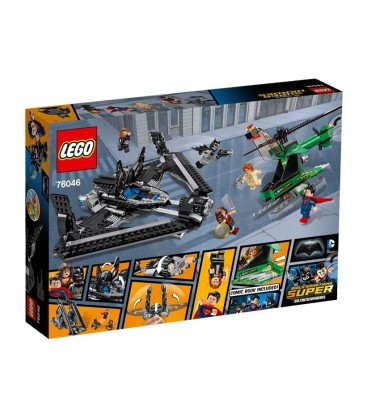 LEGO® Eroii justitiei: Batalia din ceruri [76046]
