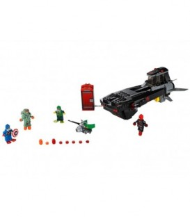 LEGO® Atacul submarin al lui Iron Skull [76048]